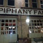Epiphany Farms is the company that partners with Anju Above. Note the firehouse doors.