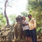 Excursões arqueológicas