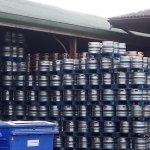 Plenty of barrels