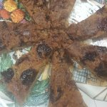 Raisins Cake