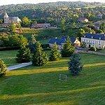 Les Charmes de Carlucet, private Gardens, Beaux Reves luxury villa