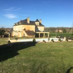Les Charmes de Carlucet Manor house and heated pool