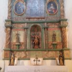 San Miguel Altar Screen