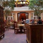 Restaurant at La Fonda Hotel
