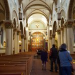 Basilica of St. Francis of Assisi interior