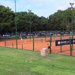 Foto de El Tennis Pinamar Resort