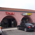 Thai Fast Food, North H Street, Lompoc CA