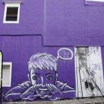 Arte en la calle Penang