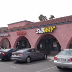 Subway, North H Street, Lompoc CA