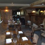 The White Horse at Chilgrove has a superb private dining room and a superior wine cellar