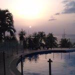 Hotel Bakoua : la piscine