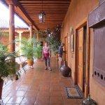 Foto de Hotel Casa del Refugio