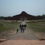 Photo de Ruins of the Buddhist Vihara at Paharpur