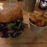 Cali Beef Burger