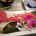 Tuna Lovers Sashimi & Sushi