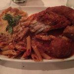 Sicilian dinner
