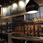 bar at the wicked weed