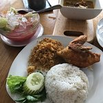 Indonesian curry very delicious