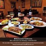 La Mejor Comida en todo Honduras, Restaurante Tradiciones.