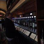 Large vend-o-wine area