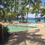 Resort pool - beach front (pool 2)