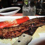 Skirt Steak (mistakenly stated as Hanger Steak in my review)