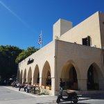 Aktaion, Rhodes