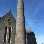 St. Canice's Cathedral & Round Tower Foto