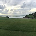 Panorama on one the most scenic holes