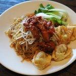 Best Wonton Dry Noodles in Town!