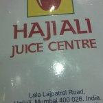 Foto de Haji Ali Juice Centre