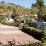 gute Stellplätze für Wohnwagen und Camper