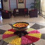 Flower Decoration for Ugadi Festival