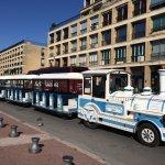 Petit Train Marseille Foto