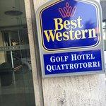 BEST WESTERN Hotel Quattrotorri Perugia Foto