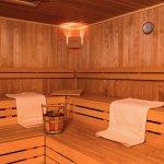 Finnische Saune