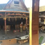Photo of Shakespeare's Globe Theatre