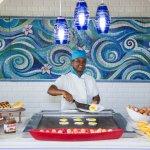 Paradise Sun Seychelles Breakfast