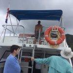 Sea Saba - boat.