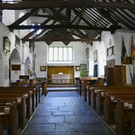 St. Oswald's Church interior