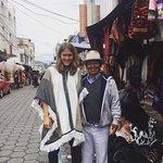 Otavalo Market Foto