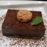 Bunet (dessert piemontais à base de chocolat et liqueur d'amaretto)
