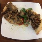 The Mushroom Flatbread was AMAZING!!! Best I've ever had!