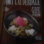 Magazine where I found out about Georgia Pig BBQ