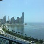 Miramar intercontinental panama view and hotel room