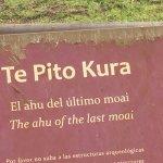 Photo of Ahu Te Pito Kura