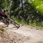 Mountain Biker at CBMR