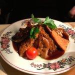Foie gras con chucrut