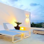 Bungalow Junior Suite with private terrace and Seaview