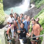 7 water fall Tour with Derar group